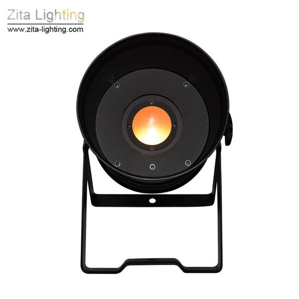 2Pcs / Lot Zita Lighting NOVITÀ LED Zoom Par Lights Alta potenza 200W Par Cans 30Meter Range DMX512 Wash Stage Lights DJ Disco Theater