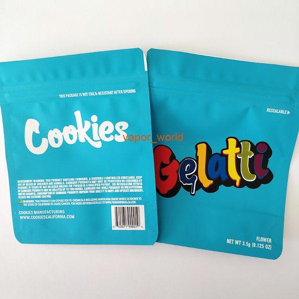 sacs de biscuits Gelatti