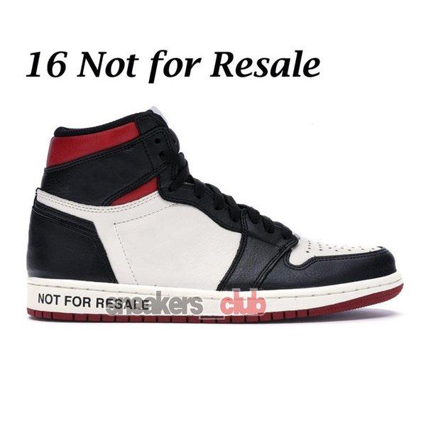 16 No para reventa