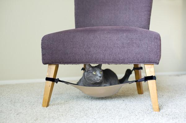 Kitty Hammock Pets Mink Hammock Nest Totoro Hammock 40 * 48 * 50cm 40cm
