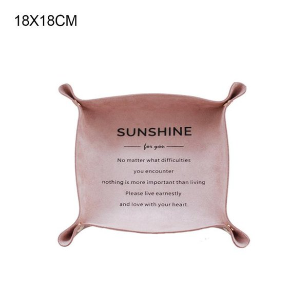 18cmx18cm rosa