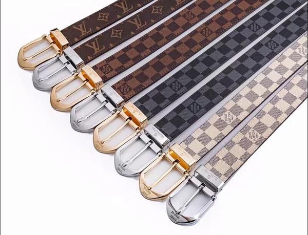 2019 Marca Cinturones de Diseño de Alta Calidad Tigre de moda patrón animal cinturón para hombre cinturón para mujer ceinture atributo opcional