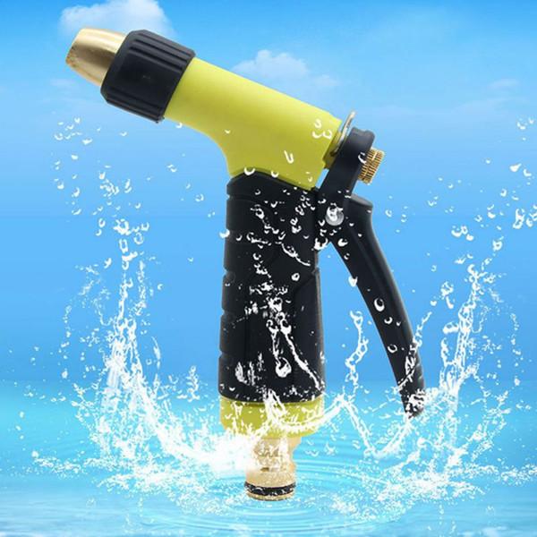 Multifunction Garden Water Gun For Watering Lawn Hose Spray Water Nozzle Gun Car Sprinkle Tools