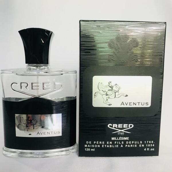 perfume frete grátis Creed Aventus para 100ml 120ml com o tempo de longa duração boa qualidade capactity alta fragrância masculina