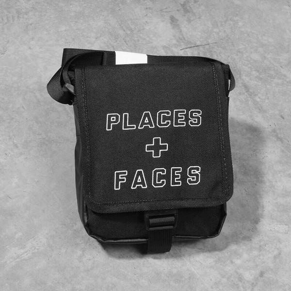 Neue Places + Faces Fashionista Taschen Skateboards Umhängetasche Herren Damen Outdoor Nachricht Taschen Mini Handy Taschen