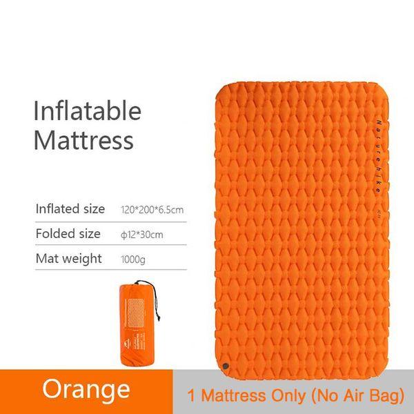 Only 1 Mat Orange