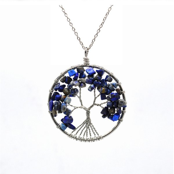 Tree of Life Pendant Necklace 11