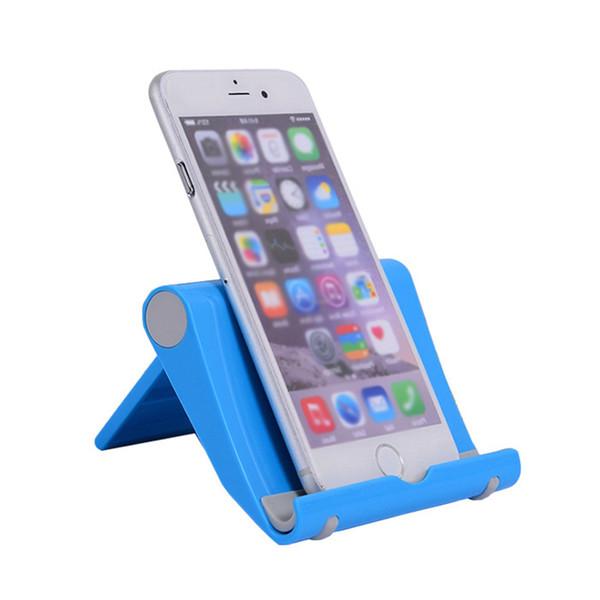 Универсальный держатель телефона Прелестный мобильный телефон Стенд Ленивый Кронштейн Складной Подставка с Пакетом для Huawei iPhone Xiaomi