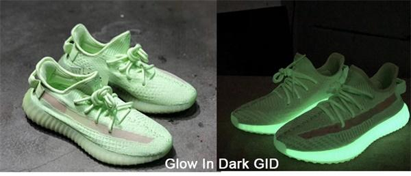 Glow in Gid scuro
