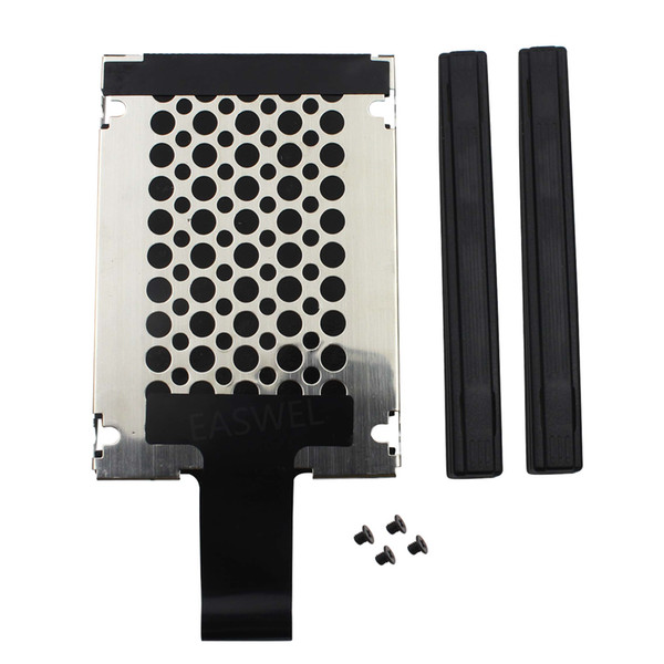 HDD Hard Drive Caddy Rail /& Screws For Lenovo IBM Thinkpad W500 W510 W700 W701