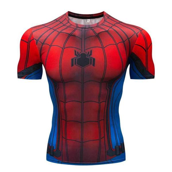 T Shirt Captain America Shield Civil War Tee 3d Printed T-shirts Men Marvel Avengers 3 Iron Man Fitness Clothing Male Tops 2019