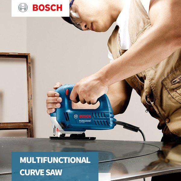 Bosch GST800 / GST700 Scie à chaîne pour le travail du bois Outils électriques Scies domestiques pour le travail du bois