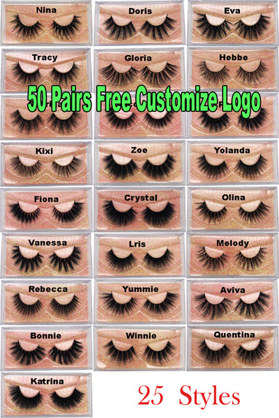 best selling 3D Mink Eyelashes Wholesale Natural False Eyelashes 3D Mink Lashes Soft make up Extension Makeup Fake Eye Lashes 3D Series