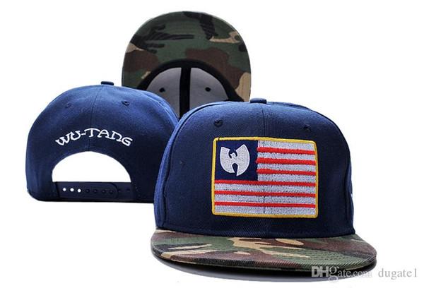 Wholesale wu-tang clan bone gorras Adjustable Hip Hop Fashion wu tang snapback hat wu tang leather baseball cap SHOHOKU clan bone gorras