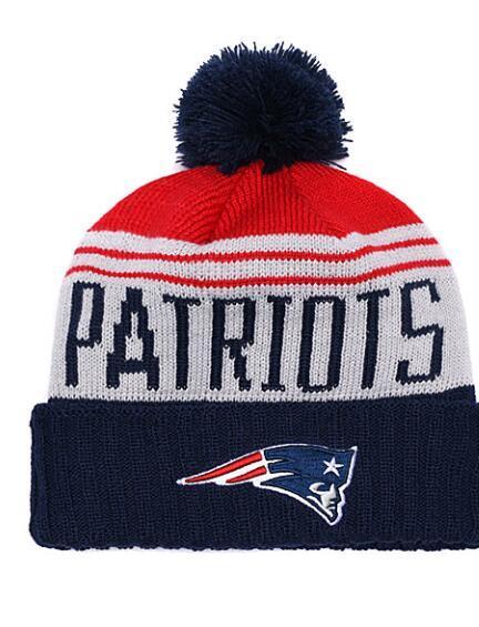 2019 New HOT Selling Men Women Winter Patriots Fashion Beanies Brand Fans Hip Hop Baseball Cuffed Knit Caps xxx Skull Out Door Beanie Hats