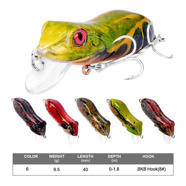 3pcs Lot Kind of Fishing Lures Crankbaits Hooks Glow in Dark Minnow Baits Tackle