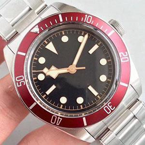 Hol vendedor de luxo relógios Automatic Her1tage Black Bay Box Papelada dos homens do Relógio dos homens Relógios de Alta qualidade