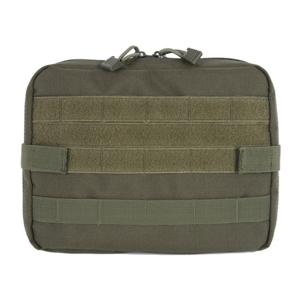 New Outdoor Military MOLLE Admin Pouch Tactical Pouch Multi Medical Kit Bag Utility For Camping Walking Hunting #754812