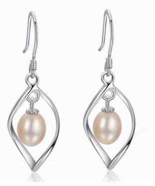Moda elmas kristal düşük fiyat yüksek kalite 3 çift / grup gümüş boncuk kadın küpe (3.7 gtf