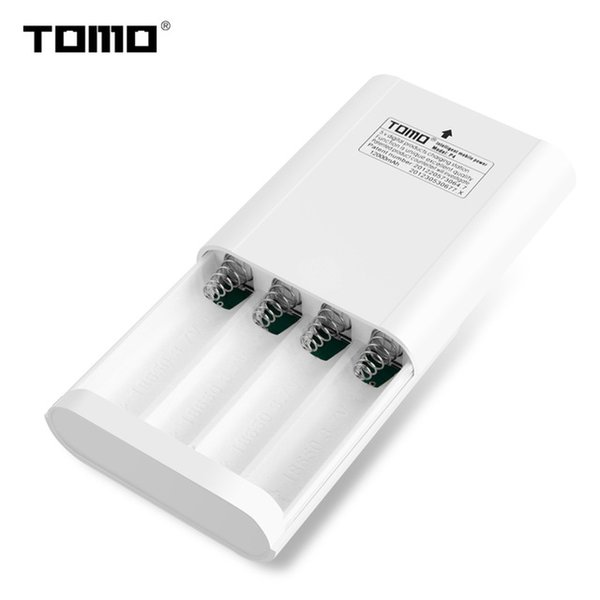 White has no battery - USB