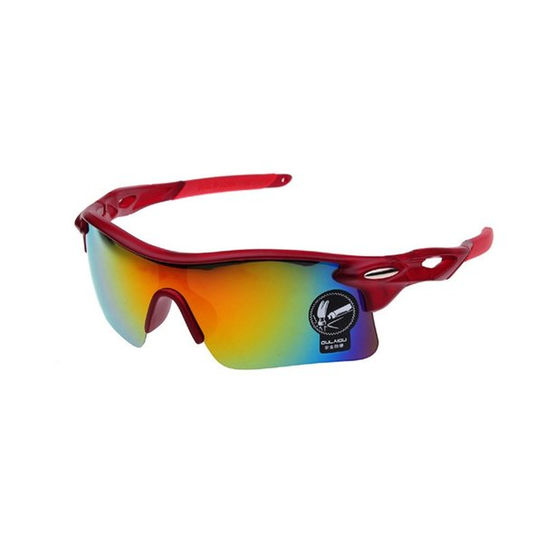 Cycling Glasses Men Women Outdoor Sport Bicycle Windproof Snow Goggle Eyewear Mountain Bike MTB Motorcycle Fishing Sunglasses UV #87188