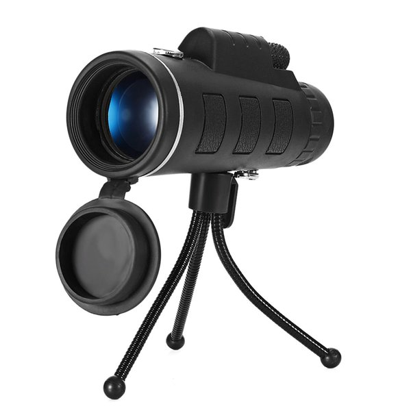 Hot Sale Monocular Telescope HD 40X60 Portable Night Vision For Outdoor Hiking Travel Vacation