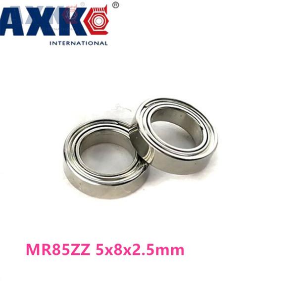 10 pezzi MR85 MR85Z MR85ZZ 5x8x2,5mm 675 675Z miniaturizzati schermati MINI cuscinetti radiali a sfere a una corona di sfere L-850ZZ 5 * 8 * 2.5mm