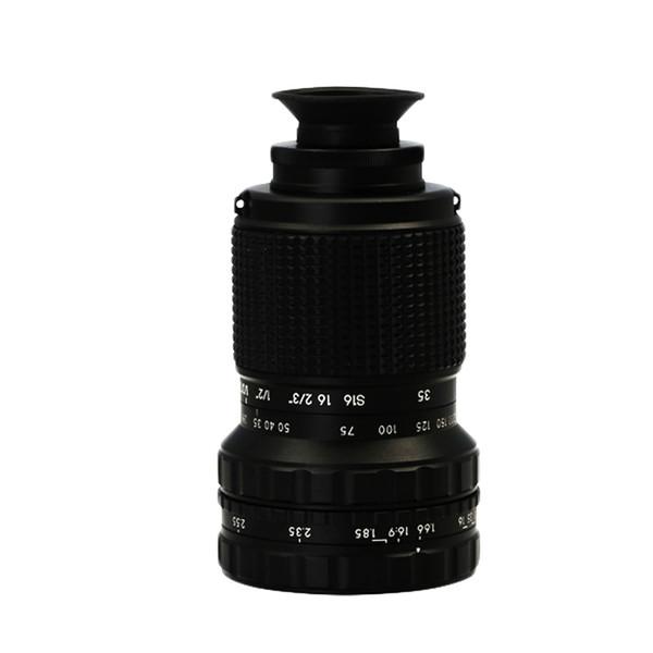 best selling KAPKUR Viewfind DSLR Camera Optical Viewfinder For Most Film and TV Formats