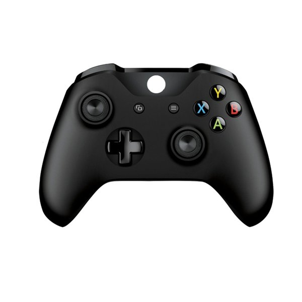 2.4G Wireless Bluetooth Gamepad Game Controller Joypad Joystick for Xbox One Game Black Xbox Gamepad