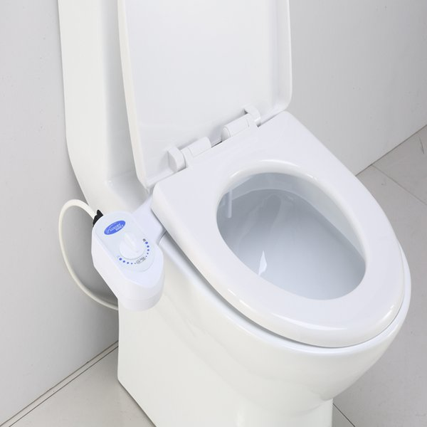 Amazing 2019 Non Electric Bathroom Mechanical Bidet Toilet Seat Fresh Water Nozzle Single Sprinkler Gynecological Washing Gun Bathroom Accessories From Caraccident5 Cool Chair Designs And Ideas Caraccident5Info