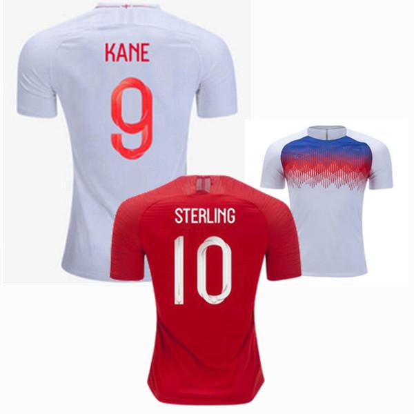19 20 잉글랜드 축구 유니폼 대표팀 STERLING DELE RASHFORD KANE 2019 2020 축구 훈련 셔츠