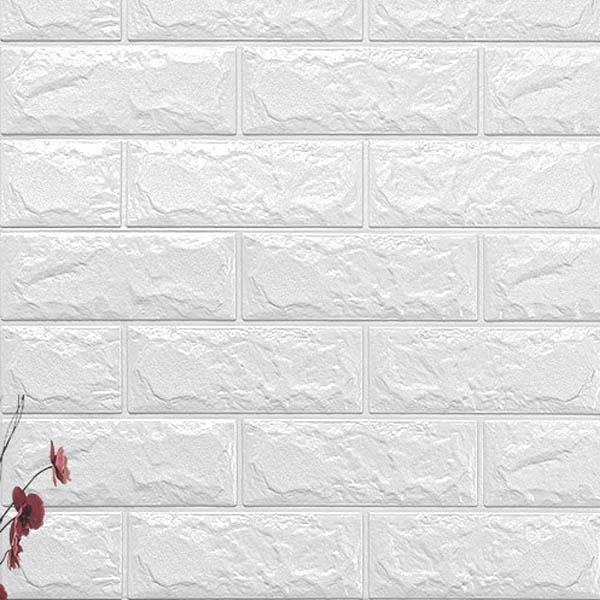 70x77cm DIY 3D Adhesivos de pared Espuma autoadhesiva Ladrillo Decoración de la habitación Papel tapiz Decoración de la pared Etiqueta de la pared para la habitación de los niños