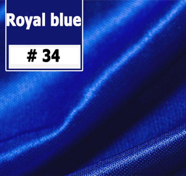 34 Royal Blue