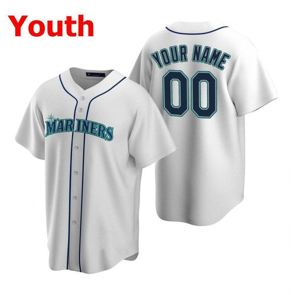 Youth White 2020 Cool Base