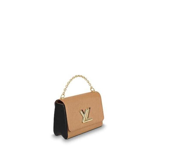 Designer Luxury LVLV Twist Handbags Fashion Brand Lady Bags Genuine Leather V Lock Flap Bag women Tote Authentic Original Handbag Blanc Rose