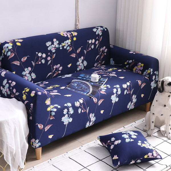 Remarkable 2019 Elastic Sofa Cover Sofa Slipcovers Cotton Covers For Living Room Slipcover Couch Cover 1 2 3 4 Seater Dining Chairs Covers For Sale White Chair Dailytribune Chair Design For Home Dailytribuneorg