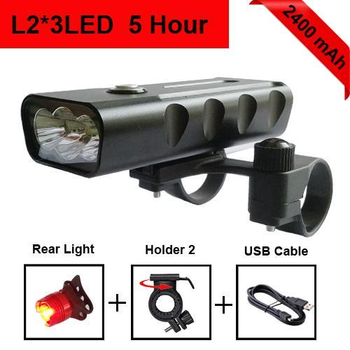 L2 2400mAh taillight