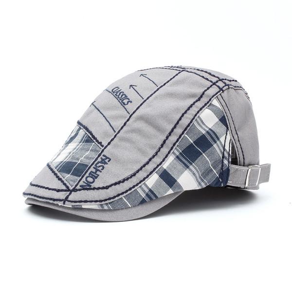 Custom Visor cap for women Factory wholesale Adjustable Fashion ivy cap beret caps Outdoor sun hats
