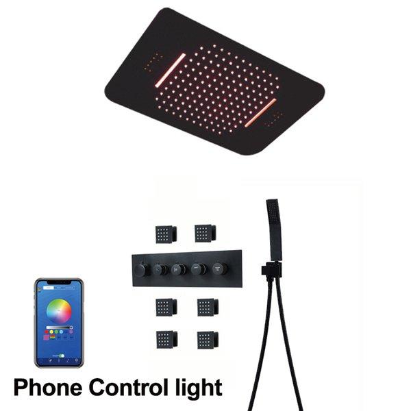 Luz de control del teléfono