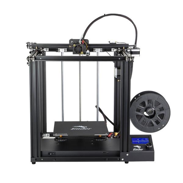 stampante 3d ender Stampante 3D industriale junior piattaforma autosferica filamento diametro 1,75 mm funzionante online o scheda SD offline