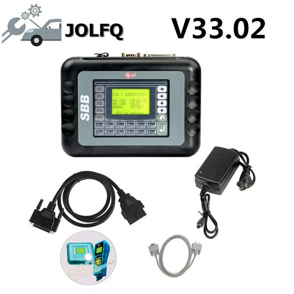 Good feedback universal auto car key programmer multi langauge sbb Key Programmer V33.02 silca sbb V46.02 for Brazil cars 33.01