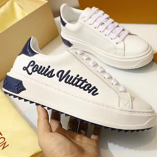 Летняя женская обувь на плоской подошве кроссовки на платформе на шнуровке кожаная замша женская повседневная обувь женская летняя обувь B35 Time Out Sneaker
