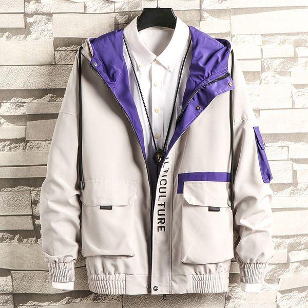 2020 New Designer Jackets Hot Sale Men Winter Patch Sprort Brand Jacket Casual Hip Hop Warm Jacket Male Running Man Winter Coat B103626V