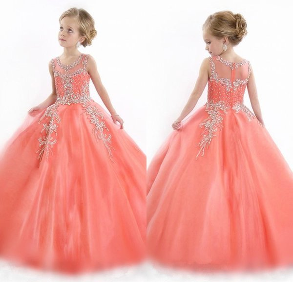 Christmas Girls dress Lace Princess dresses Bling bling Sequins cape costume stage dresses