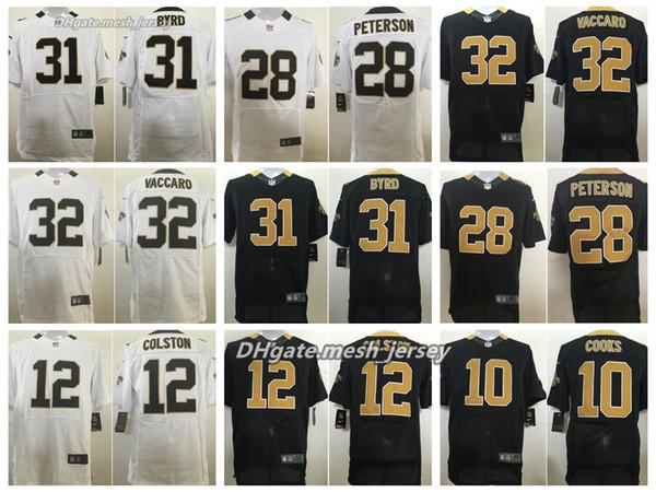 super popular 79a78 c63a8 2019 Men New Orleans Saints Jersey 9 Drew Brees 28 Mark Ingram 32 Jonathan  Williams 10 Brandin Cooks Stitching Elite Jerseys From Good_jerseys088, ...