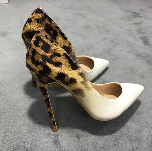 léopard whie