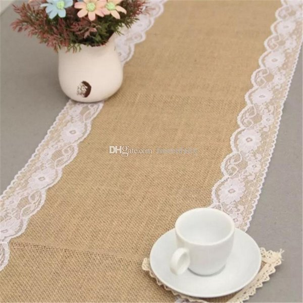 50pcs Home Linen Lace Table Runner Beige European-style Fashion Contracted Classic Modern Luxury Tea Table Flag aa841-848 2017122207