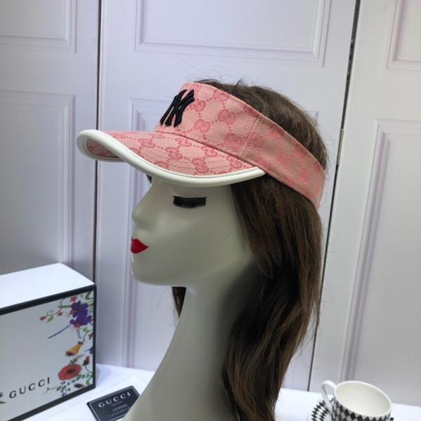2019 ilkbahar ve yaz yeni orijinal tek boş üst şapka vahşi basit kişilik moda