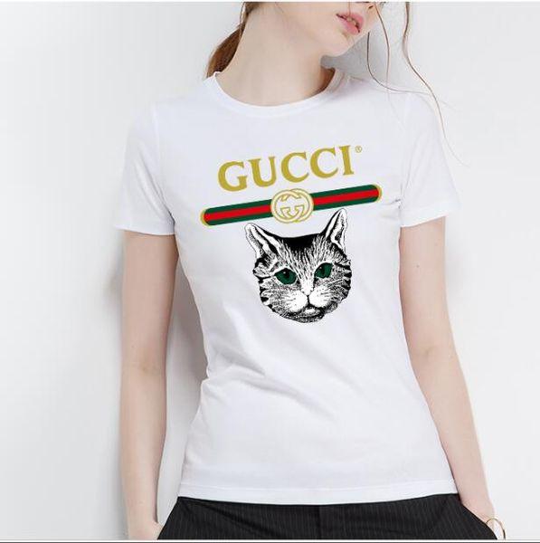 Фабрика прямые продажи футболки женщин с коротким рукавом, простой моды хлопок 2019 летняя одежда 8 цветов по выбору