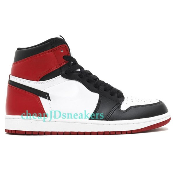 No.1-Black Toe